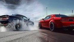 รุ่นน้องขอฟัดรุ่นพี่! สองตระกูล Challenger โหดจาก Dodge : Dodge Demon ปะทะ Dodge Hell Cat