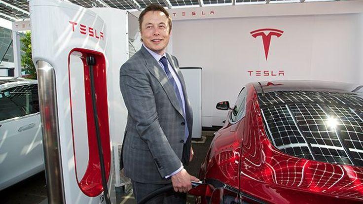 """โดนัลด์ ทรัมป์แต่งตั้งซีอีโอ """"Tesla Motors"""" เป็นหนึ่งในทีมที่ปรึกษา"""