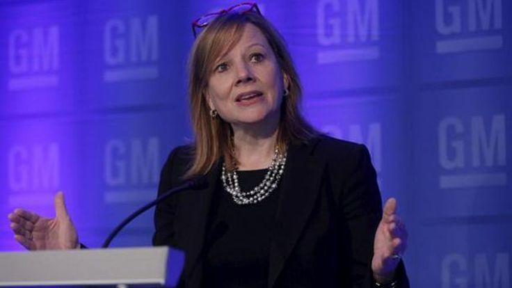 """โดนัลด์ ทรัมป์ แต่งตั้ง """"แมรี่ บาร์ร่า"""" ซีอีโอ GM เป็นหนึ่งในทีมงานยุทธศาสตร์เศรษฐกิจ"""