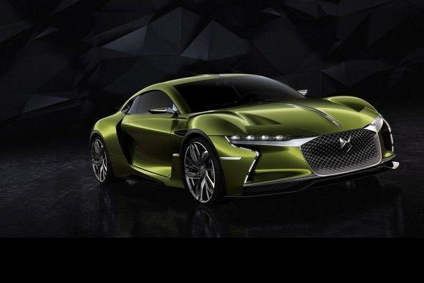 [ชมคลิป] DS เปิดเผย E-TENSE Concept คอนเซปต์รถยนต์ซูเปอร์คาร์พลังงานไฟฟ้า 402 แรงม้า