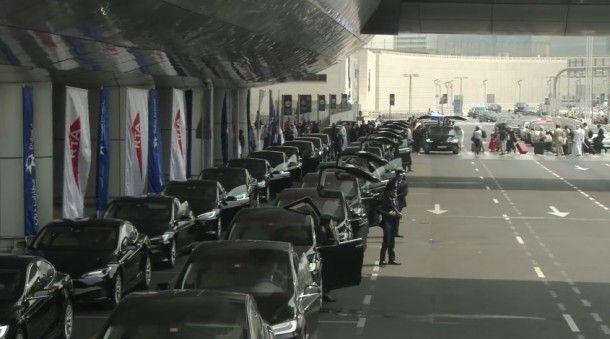 Dubai โชว์เหนือเพิ่ม Tesla Model S, X สู่ Fleet รถ Taxi พร้อมให้บริการทันที