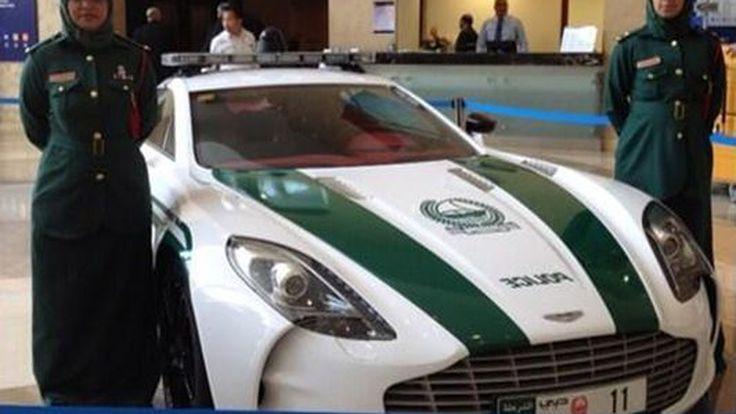 ไปกันใหญ่ ตำรวจดูไบเลือก Aston Martin One-77 เข้าฟลีตสายตรวจอีกหนึ่งรุ่น