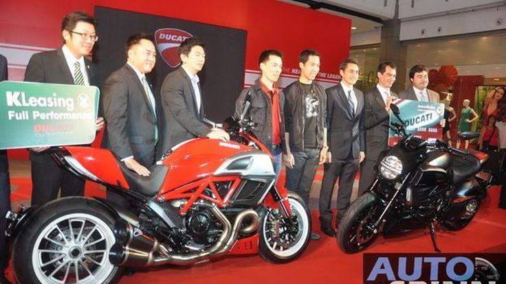 Ducati เปิดตัว 2 โมเดลใหม่ กลางอาณาจักร Ducati Showcase ครั้งแรกในไทย