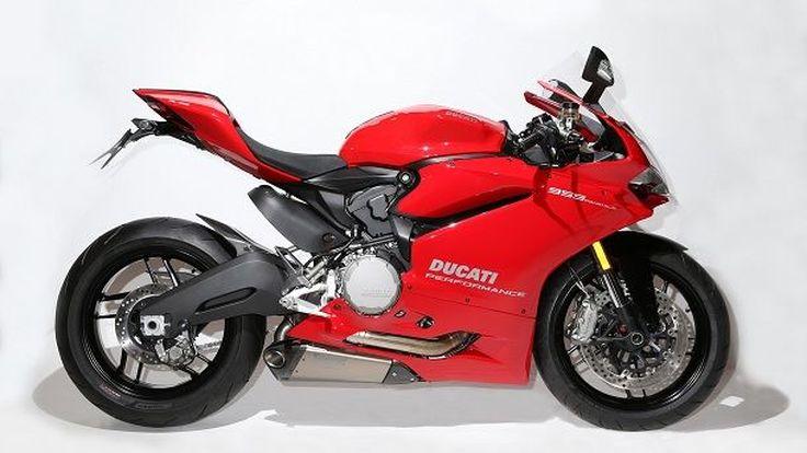 Ducati UK ส่ง 959Panigale Special Edition จัดของแต่งพร้อมท่อออกล่างแค่ 25 คัน