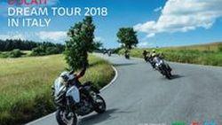 Ducati ชวนบินลัดฟ้าไปทริป Dream Tour ที่อิตาลี