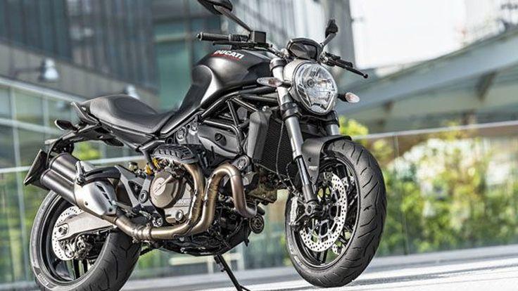 ตัวโหดรุ่นใหม่ Ducati Monster 821 เปิดตัวอย่างเป็นทางการ