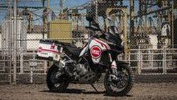 Ducati Multistrada1200 Enduro Lucky Explorer แต่งพิเศษจากดีลเลอร์ในอเมริกา