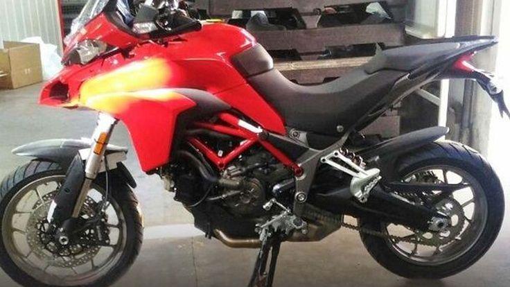 หลุดอีกที Ducati Multistrada 939 แอดเวนเจอร์มิดเดิลเฮฟวี่เวท