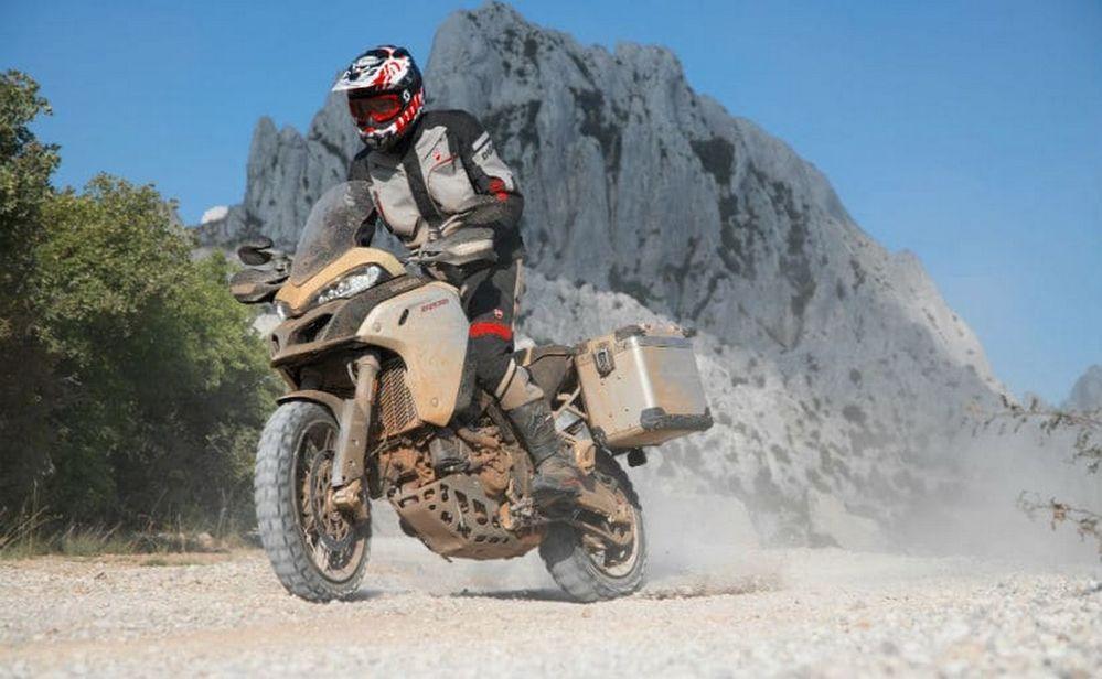 เปิดตัว Ducati Multistrada 1260 Enduro แรงกว่าเดิม เพิ่มเติมคือวาล์วแปรผัน