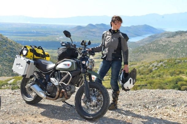 ผู้ดูแลโปรเจค SCR แง้มความลับ Ducati Scrambler 1100 ซีซี อาจมีให้เห็นในอนาคต