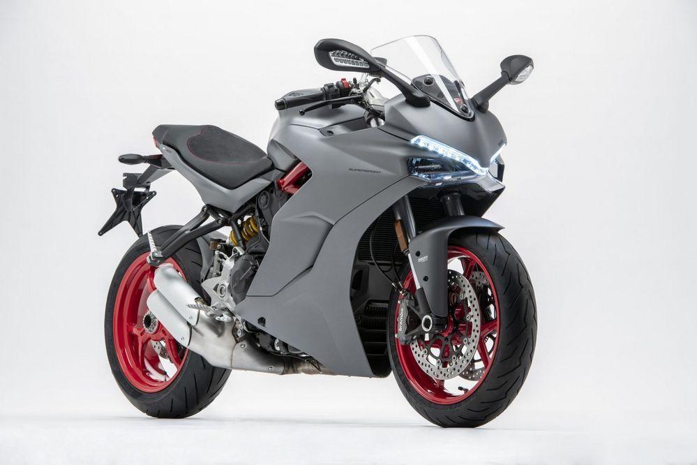 Ducati เผยรถ SuperSport สีใหม่สไตล์ทัวร์ริ่ง รุ่นปี 2019