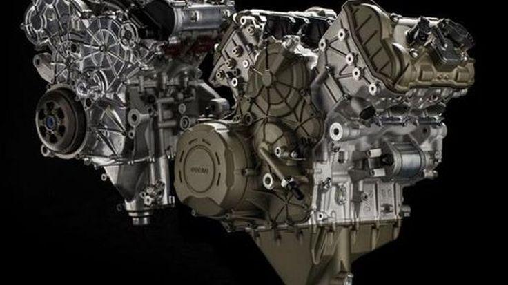 เผยโฉมเครื่องยนต์ V4 ลูกใหม่ Ducati Desmosedici Stradale แรงสูงสุดถึง 210 แรงม้า