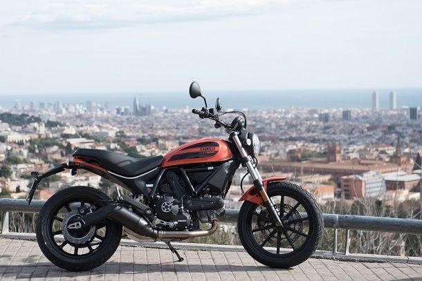Ducati ยืนยันจะไม่มี Scrambler ที่ต่ำกว่า 400 โผล่มาให้เห็นเด็ดขาด