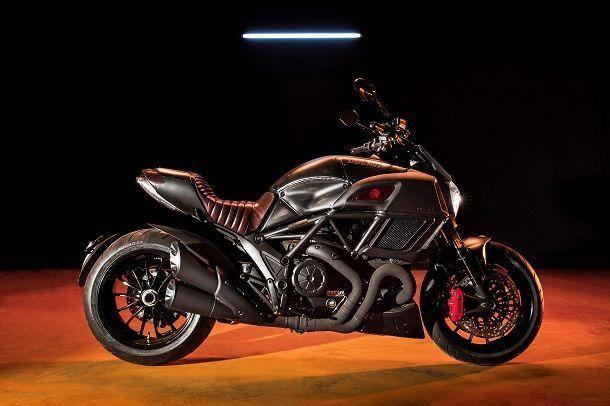 Ducati XDiavel Diesel Limited Edition ดิบถึงแก่นดาร์คได้ใจ 666 คันทั่วโลก