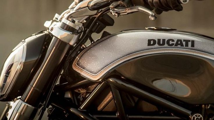 Ducati XDiavel คัสตอมหล่อพรีเมี่ยมจากสำนัก Roland Sands Design