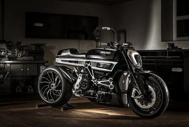 Ducati XDiavel Thiveval งานคัสตอมครูเซอร์จากสำนัก Krugger