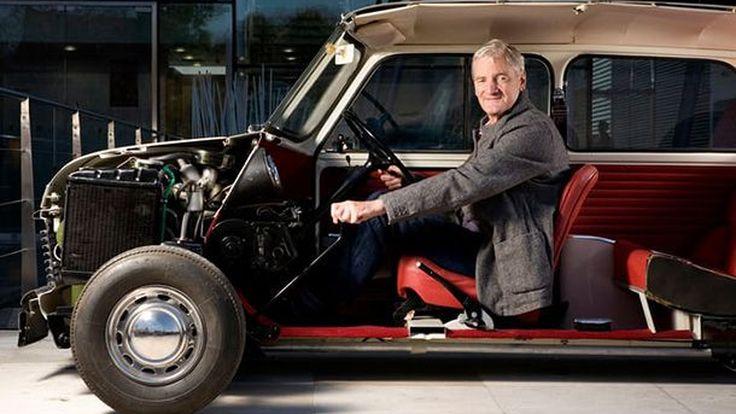 เครื่องดูดฝุ่นมันเล็กไป Dyson เล็งผลิตรถยนต์พลังงานไฟฟ้าถึง 3 รุ่น