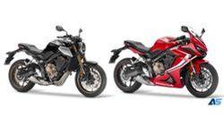 [EICMA] เปิดตัว Honda CB650R และ CBR650R เครื่องใหม่, โช๊คหัวกลับ, ไฟหน้าใหม่, สลิปเปอร์คลัช, แทรคชั่นคอนโทรล ครบๆ
