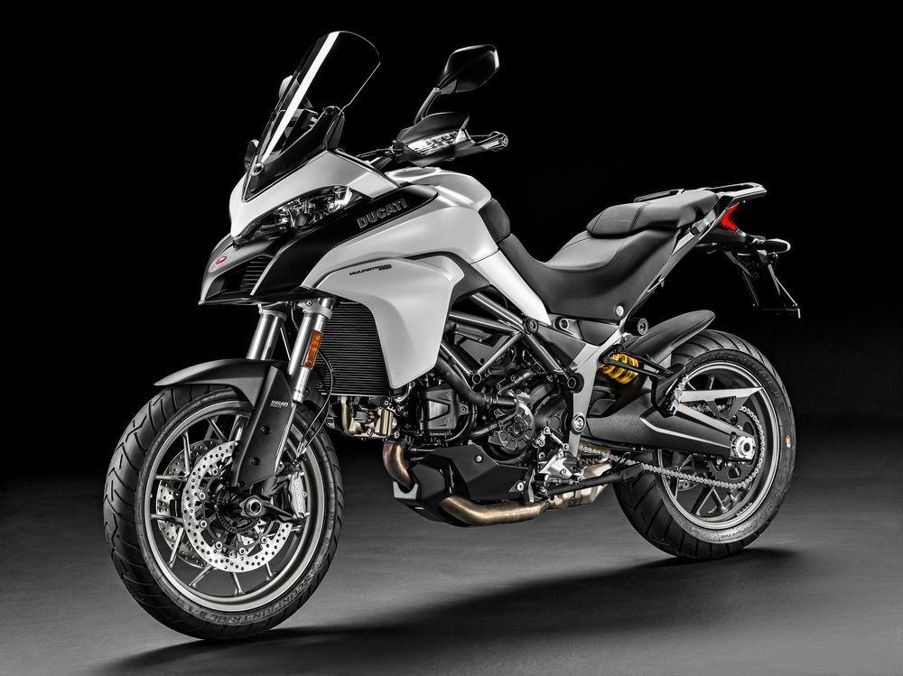[Eicma2016] 2017 Ducati Multistrada950 แองกรี้เบิร์ดลดไซส์ใส่ออพชั่นเล่นใหญ่