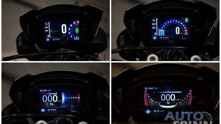 [Eicma2016] Honda CBR650F CB650F ปรับโฉมเสริมโช้ค เพิ่มม้า ใส่ไฟหน้า LED