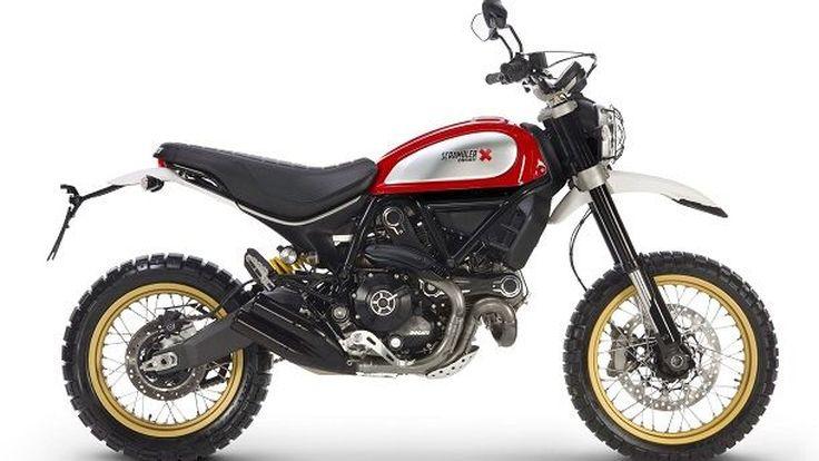 [Eicma2016] Ducati Scrambler Desert SLED แรงบันดาลใจจากยุค '70 สู่ตัวลุยล้อหนาม