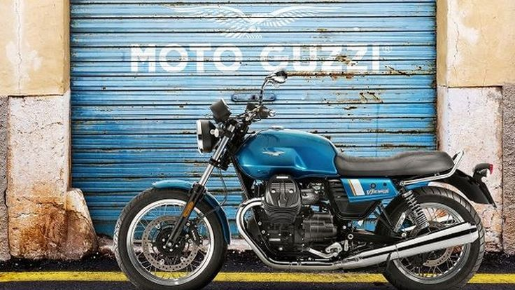 [Eicma2016] Moto Guzzi V7 ปรับโฉมใหม่ฉลองวาระ 50 ปี