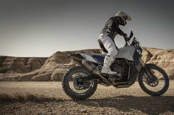 [Eicma2016] Yamaha T7 Concept แอดเวนเจอร์ไซส์กลางขุมพลัง MT-07