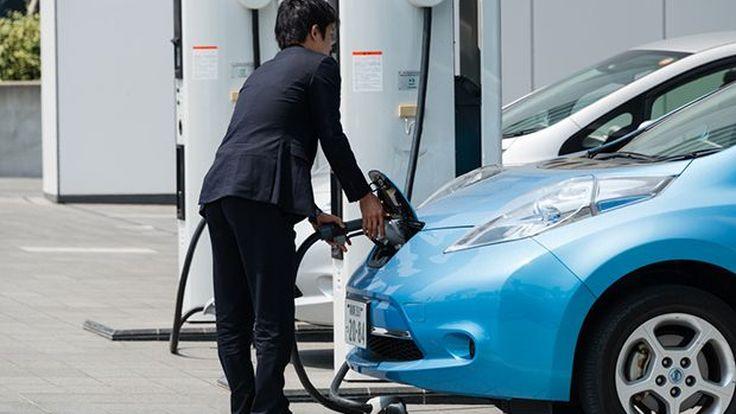 ญี่ปุ่นมีจุดชาร์จพลังไฟฟ้ามากกว่าปั๊มน้ำมันจริงหรือ?