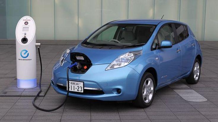 ไฮเทคไป๊!!! เผยญี่ปุ่นมีจุดชาร์จรถพลังไฟฟ้ามากกว่าปั๊มน้ำมันแล้ว