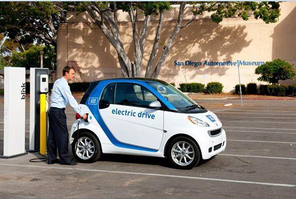 """รถยนต์พลังงานไฟฟ้าอาจทำ """"ร้านสะดวกซื้อ"""" ล้มหายตายจาก"""