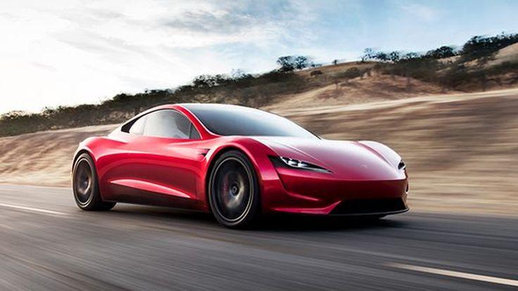 ยังแรงไม่พอ! อีลอน มัสก์ เผยอาจใช้เทคโนโลยีอวกาศในรถ Tesla Roadster