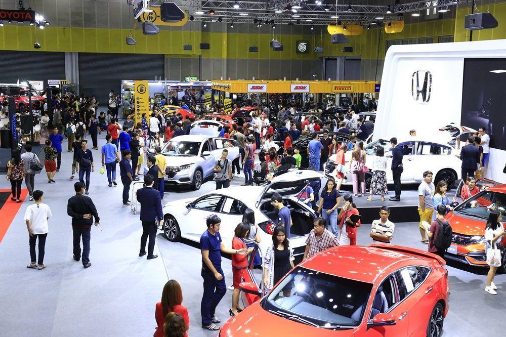 ฟาสต์ ออโต้ โชว์ ไทยแลนด์ 2018 ปิดฉากงานโกยยอดขายทะลุเป้า ทั้งยอดผู้เข้าชมงาน และยอดขายรถทั้งสองกลุ่ม