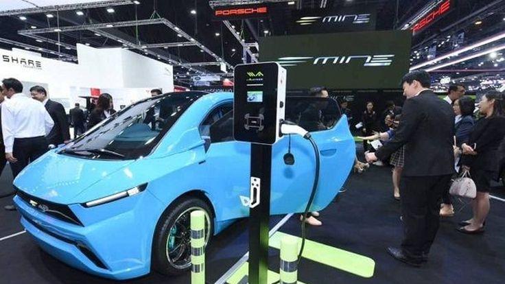 [BIMS2018] EA เปิดตัวรถต้นแบบยานยนต์ไฟฟ้าสัญชาติไทย 3 รุ่นพร้อมขายปีหน้าราคา 6 แสน-1 ล้าน
