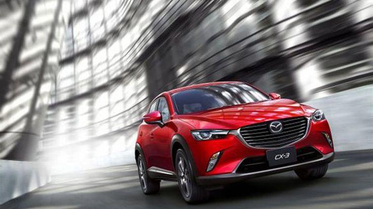 ชมกันชัดๆ ความหล่อเหลาของ Mazda CX-3 ผ่านวีดีโอโปรโมทล่าสุด