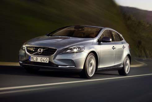Euro NCAP เผย Volvo V40 รุ่นปี 2013 มีความปลอดภัยสูงที่สุดนับตั้งแต่ทดสอบมา