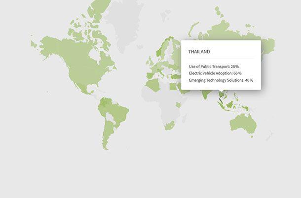 ผลสำรวจทั่วโลกชี้ผู้บริโภคกว่า 40% ต้องการรถพลังงานไฟฟ้า คนไทยนำโด่ง 66%