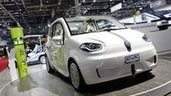 Eva รถแนวคิดขนาดจิ๋วพลังงานไฟฟ้า ผลงาน Valmet มือปืนรับจ้าง Porsche และ Fisker