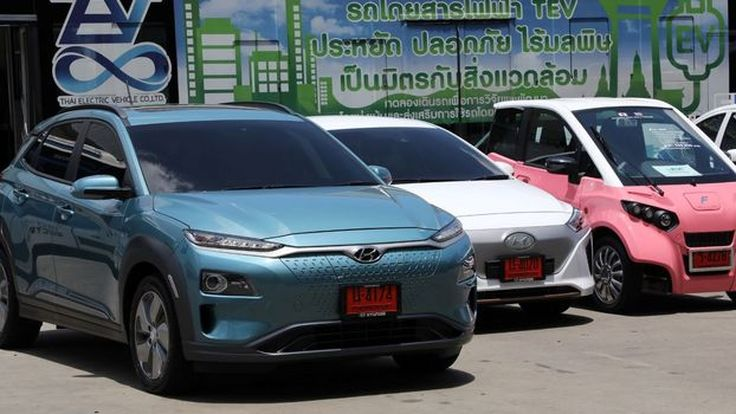 สมาคมยานยนต์ไฟฟ้าไทย จับมือ อินฟอร์มา มาร์เก็ตส์ จัดงานเทคโนโลยียานยนต์ไฟฟ้ารับเทรนด์โลก