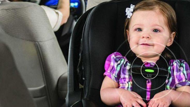 เปิดตัวเบาะที่นั่งเด็กอัจฉริยะ ป้องกันพ่อแม่ลืมเด็กไว้ในรถ