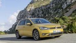 Volkswagen Golf facelift 2017 เคาะราคาแล้ว เริ่มต้นที่ £17,625 หรือราวๆ 7.8 แสนบาท ในอังกฤษ