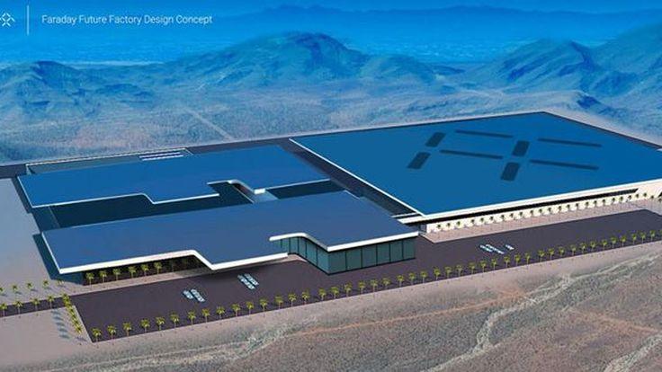 ฟาราเดย์ ฟิวเจอร์ เปิดแผนสร้างโรงงานผลิตมูลค่า 1 พันล้านเหรียญฯ ในเนวาด้า