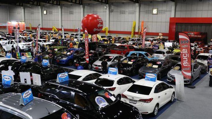 [Fast2019] Fast Auto Show Thailand 2019 ฝั่งรถยนต์มือสอง มาพร้อมโปรโมชั่นโดนใจ