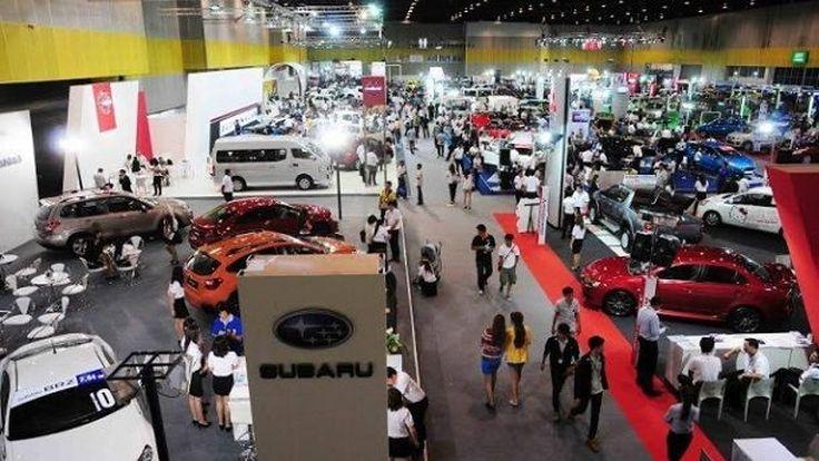 ฟาสต์ ออโต้ โชว์ เปิดอย่างยิ่งใหญ่แล้ววันนี้ มั่นใจยอดขายรถในงานทะลุ 3,000 คัน