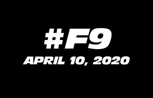 Fast & Furious 9 เลื่อนออกไปเป็นปี 2020