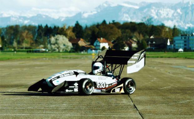 ชมรถพลังไฟฟ้าที่เร็วที่สุดในโลก ทะยาน 0-97 กม.ต่อชม. ภายใน 1.513 วินาที