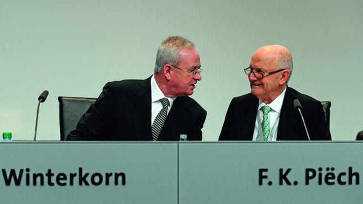 Ferdinand Piech ประธานใหญ่ Volkswagen ลาออกฟ้าผ่าหลังงัดข้อผู้บริหาร