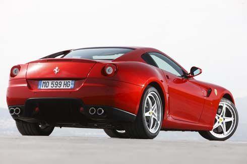 Ferrari เตรียมผุด เวอร์ชั่น Roadster ของ 599 GTB เอาใจเฉพาะแฟนพันธุ์แท้ในจำนวนจำกัด