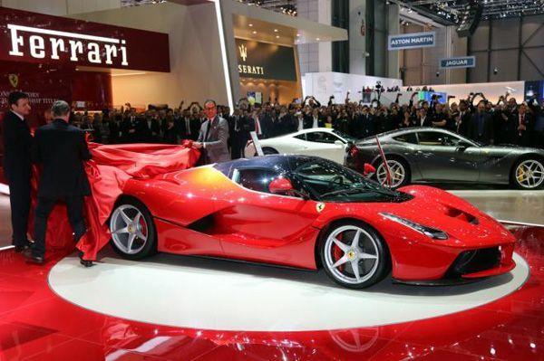 "Ferrari แย้มอาจขาย ""LaFerrari"" เวอร์ชั่นราคาย่อมเยา"