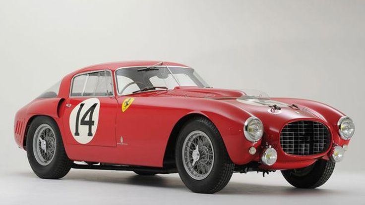 คุณพระช่วย! Ferrari 340/375 MM Berlinetta เคาะประมูล 360 ล้านบาท