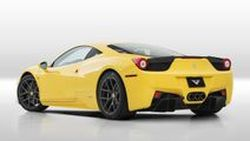 Ferrari 458 แต่งเบาๆด้วยชุดแอโรพาร์ทและล้อสุดสวยของ Vorsteiner